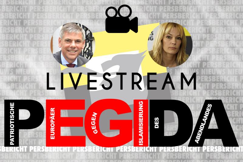 Livestream Pegida De