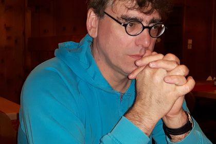 Wiskundige en antropoloog Dr. Jan van de Beek