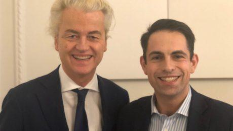 Vlaams Belang en PVV van Wilders vormen nieuwe fractie in Benelux-parlement
