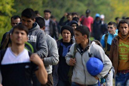 Nieuwe asielcijfers januari: