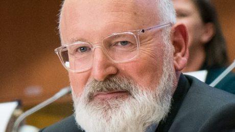 """Vlaams Belang noemt Klimaatwet Timmermans """"groene coup in Europa"""""""