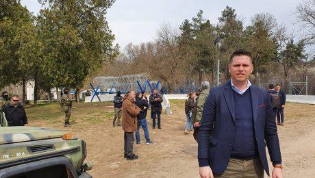 """Vlaams Belang over Turks-Griekse crisis: """"Grenzen zijn er om verdedigd te worden"""""""