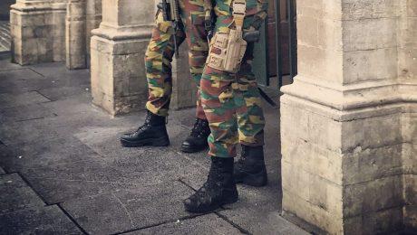 """""""Regering moet leger inschakelen voor grenscontroles"""""""