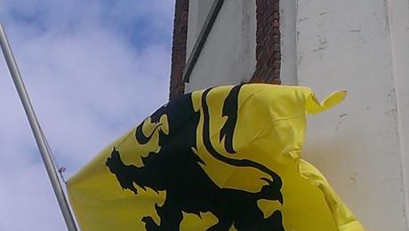Vlaams Belang vraagt om vlaggen halfstok te hangen ter ere van 3.600 doden