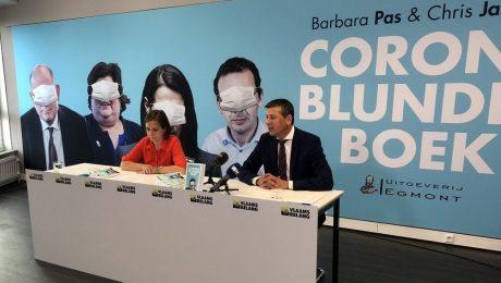 Vlaams Belang maakt brandhout van afgelopen coronabeleid in nieuw boek