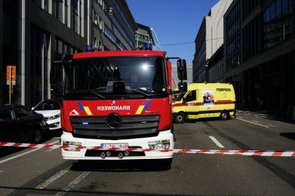 """Vlaams Belang: """"Geweld tegen Brusselse brandweer moet prioritair aangepakt worden"""""""