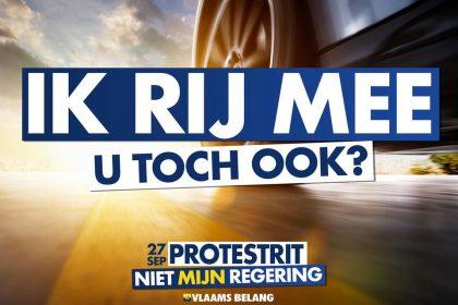 """Vlaams Belang slaat op tafel: """"Genoeg politiek circus. Tijd voor verkiezingen!"""""""