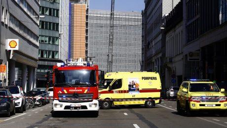 """Vlaams Belang Brussel: """"Stadsguerrilla tegen politie en hulpdiensten vergt stevige aanpak"""""""