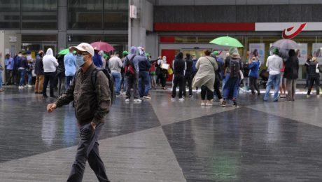 Vlaams Belang wil in Brussel sneltesten en bronopsporing superverspreiders