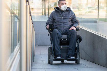 Paars-groen heeft geen aandacht voor gehandicapten