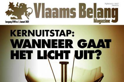 Ledenblad Vlaams Belang in een nieuw jasje