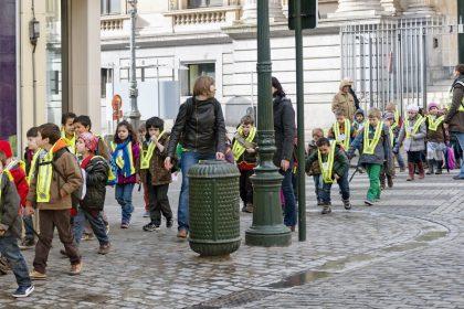 """""""Voorrangsregeling nog steeds onvoldoende om kinderen uit Vlaams-Brusselse gezinnen plaats te garanderen in Nederlandstalig onderwijs Brussel"""""""