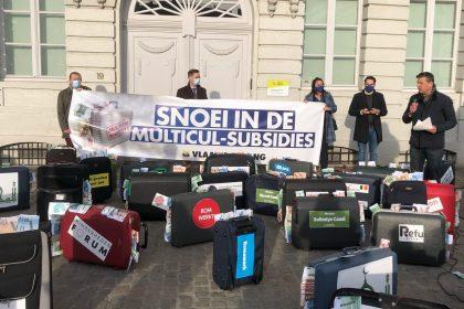 """""""Tijd om te snoeien in de subsidies voor multikul en links activisme"""""""