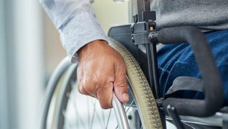 Met minister van armoedebestrijding is het voor gehandicapten armoe troef