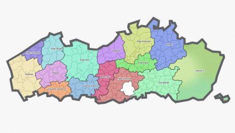 Vlaams Belang kritisch over akkoord Vlaamse regering over regiovorming