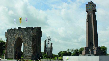 75 jaar geleden: dynamitering van de IJzertoren