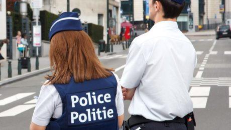 In 2020 meer dan duizend geweldsdelicten tegen Brusselse politie