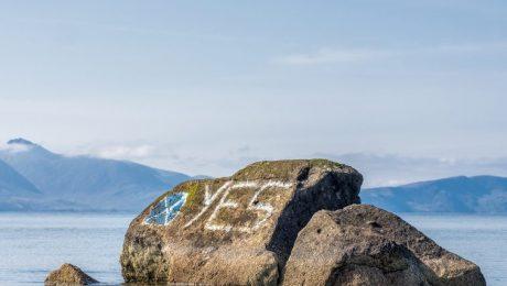 Op naar een Schots referendum over onafhankelijkheid