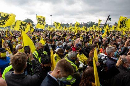 Record: Vlaams Belang overschrijdt kaap van 22.000 leden en groeit bijna 20%
