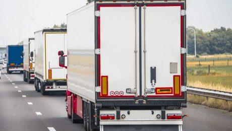 Bedrag onbetaalde kilometerheffing-boetes buitenlandse vrachtwagens loopt fors op