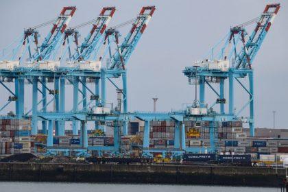 Alweer stijging illegale transmigranten in Zeebrugge