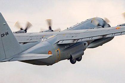 """C-130: """"Van Congo, Afghanistan en Cambodja naar een Waals patattenveld"""""""