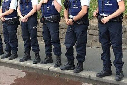 Protestacties bij de politiezone Brussel-Zuid