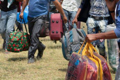 """Migratiestroom """"loopt terug spuigaten uit"""""""