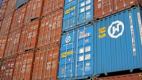 Slechts 1 container op 42 wordt in Antwerpen gecontroleerd