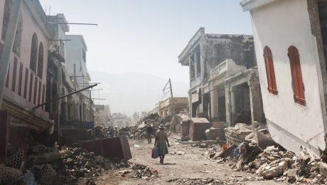 """""""Geen steun aan corrupt regime Haïti"""""""