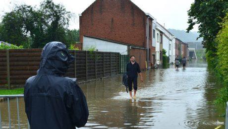Demir moet regelgevend kader scheppen over bouwen in overstromingsgebied