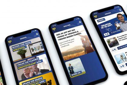 Vlaams Belang-app rondt in razend tempo kaap van 35.000 downloads