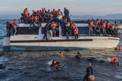 """""""Pushbacks aan de buitengrenzen van de EU zijn nodig"""""""