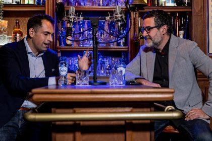 Tom Van Grieken lanceert podcast met als eerste gast Abou Jahjah